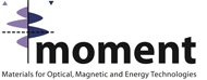 Materials for Optical, Magnetic and Energy Technologies (link to homepage)