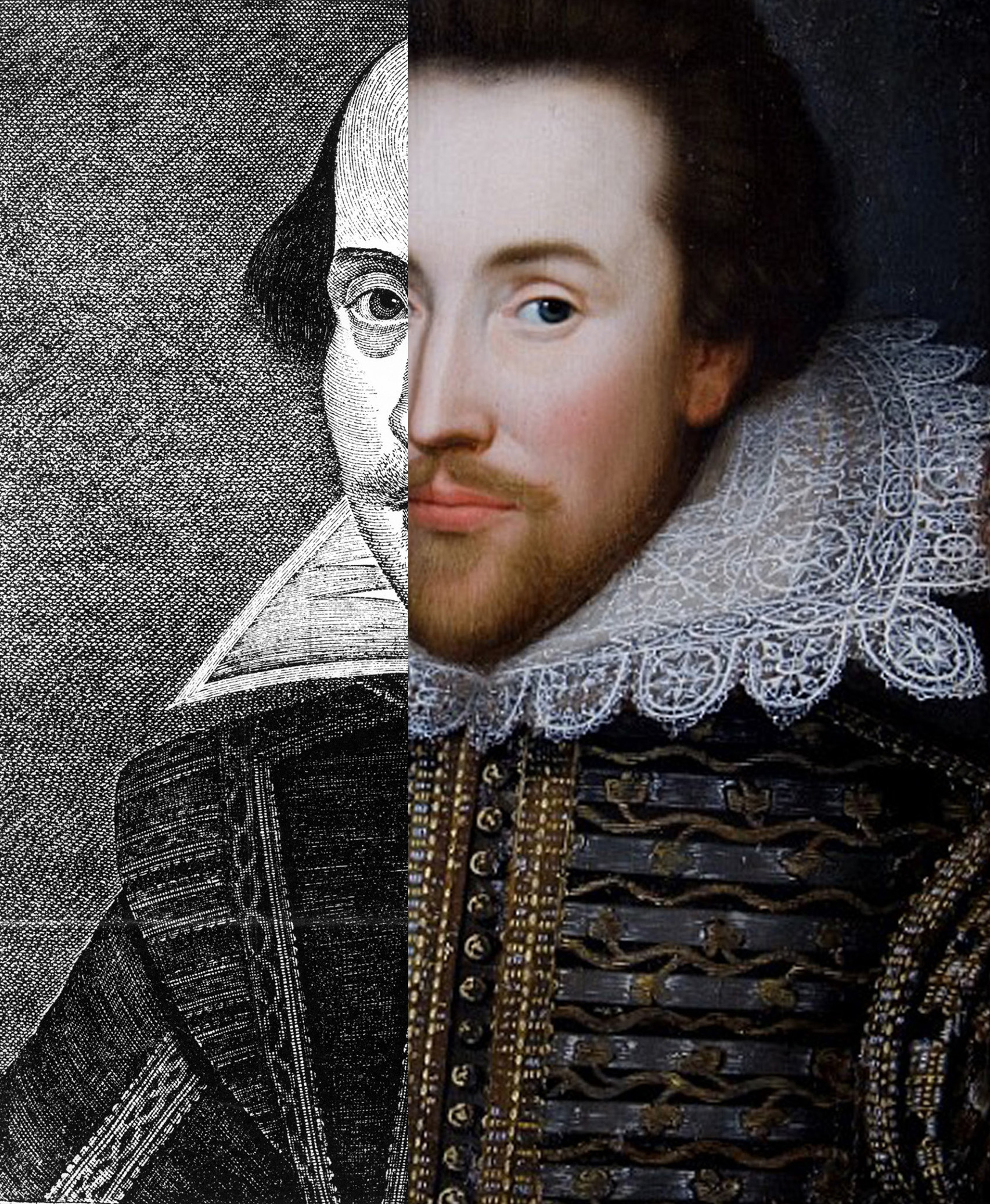 The cobbe portrait is not a genuine likeness of william shakespeare
